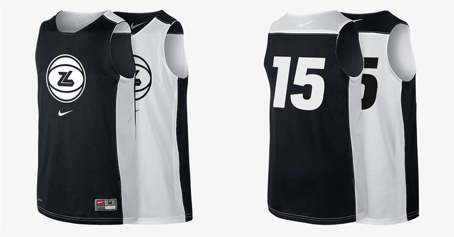 Reversible jersey